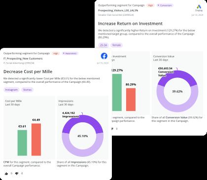 Augmented Analytics - Segment Analysis
